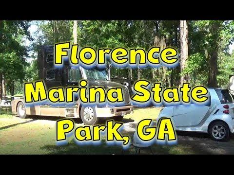 Florence Marina State Park, Omaha, GA