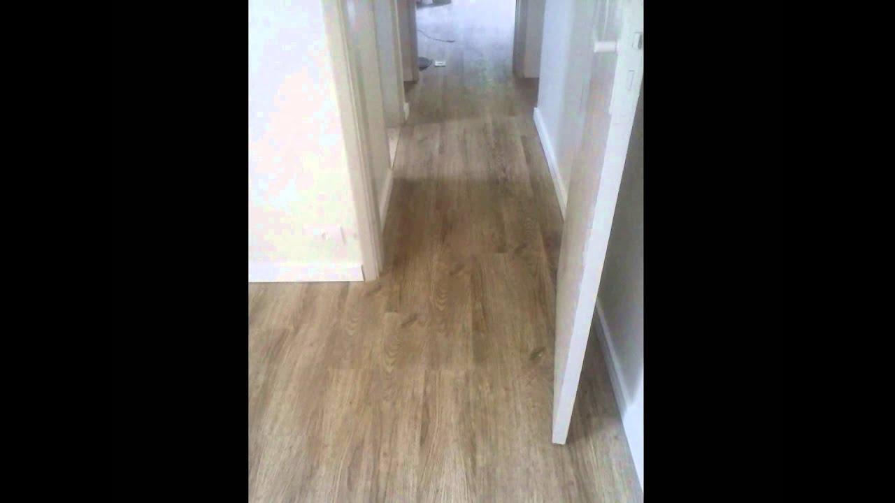 instalao sobre ceramica do piso vinilico em regua de 2mm