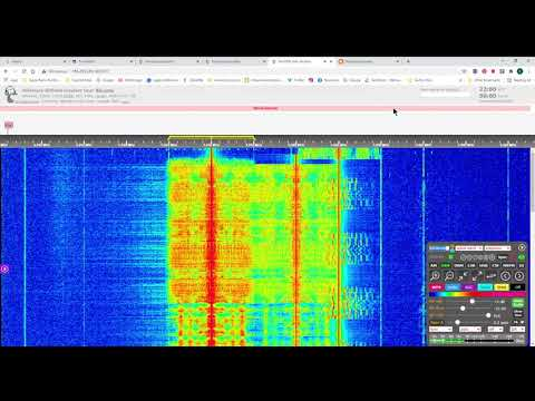 Algeria - Radio  Algerienne 5930 kHz, 2159 2202 UTC, 02 Apr 2020, Kiwi SDR Spain