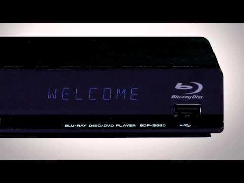 How to perform a firmware update on a Sony Blu-Ray Disc™Player with internet connection