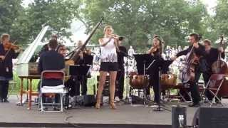 Alison Balsom with the English Concert at Latitude Festival ...