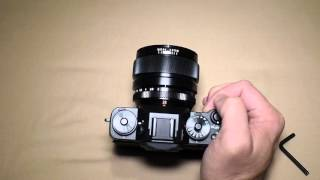 Fuji X-T1 Hand Grip (MHG-XT) Review