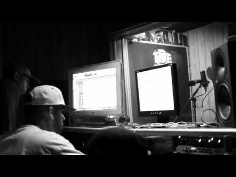 Kendrick Lamar working on Ronald Reagan Era x RZA off #Section80