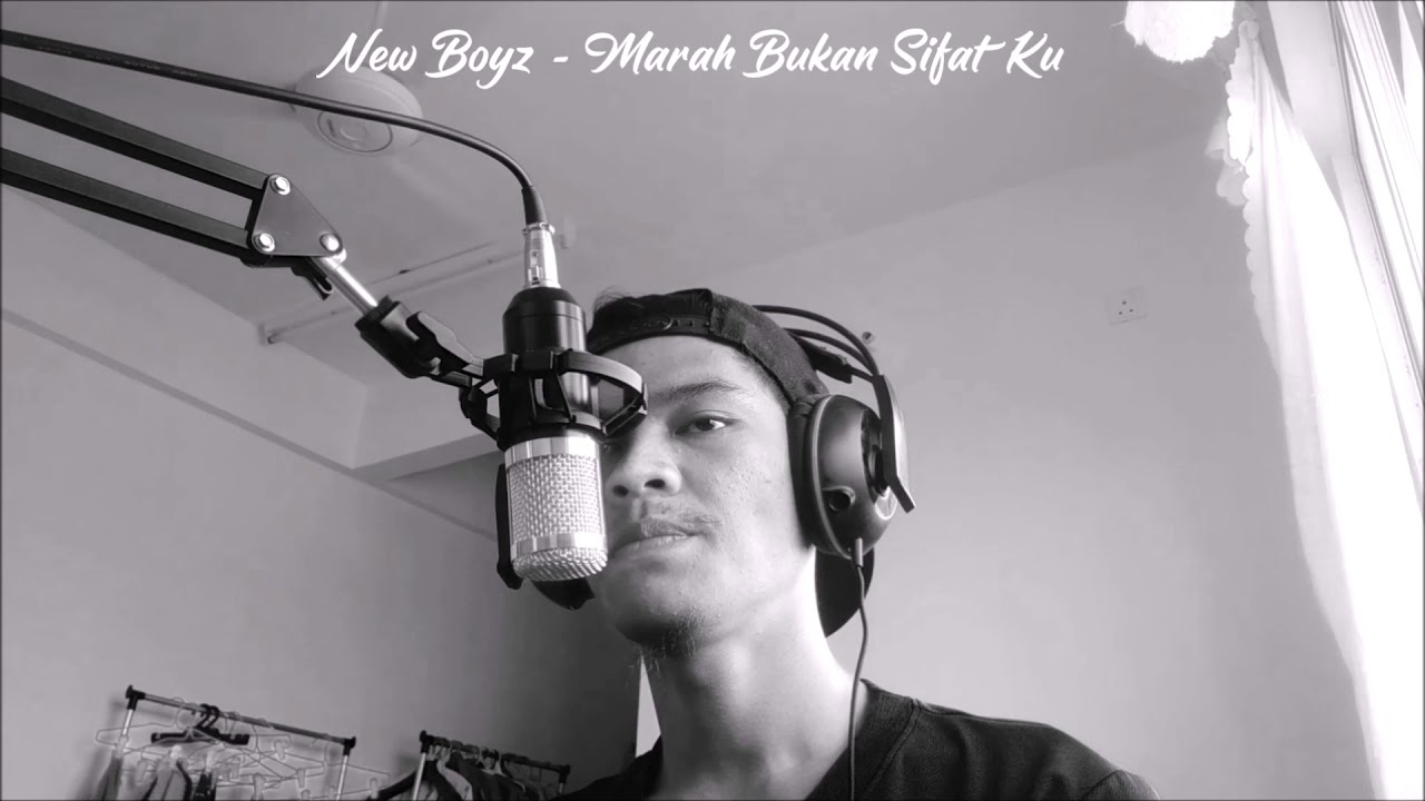 Download New Boyz - Marah Bukan Sifatku Cover