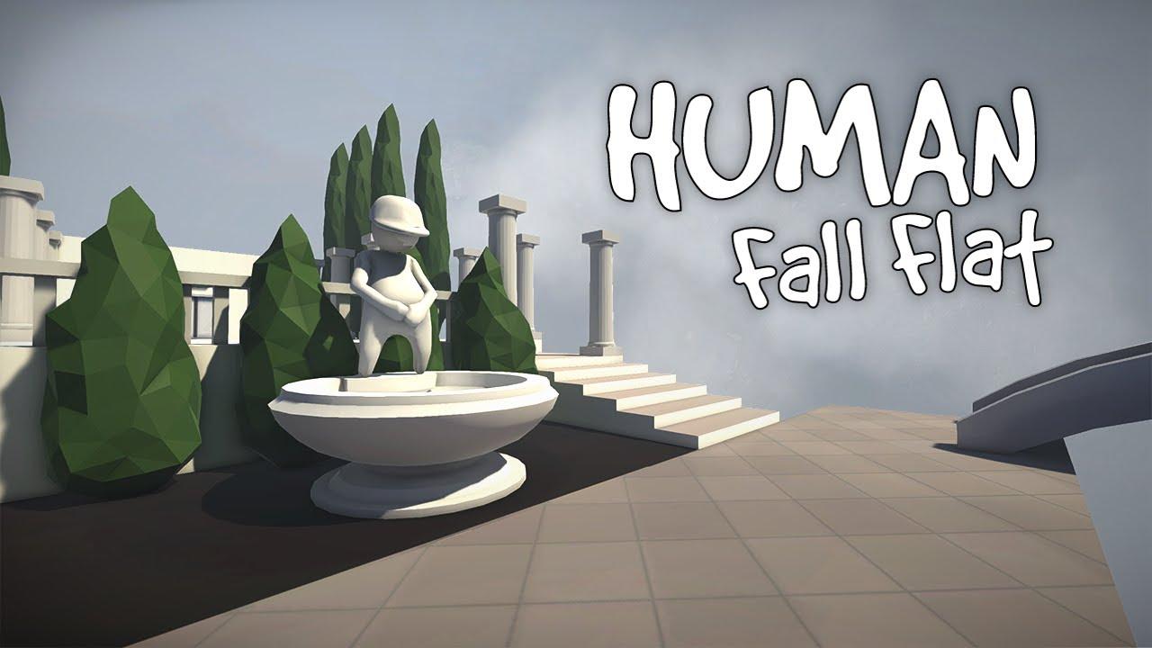 手舞足蹈的神奇遊戲 | Human Fall Flat COOP人類墜落 #01 - YouTube