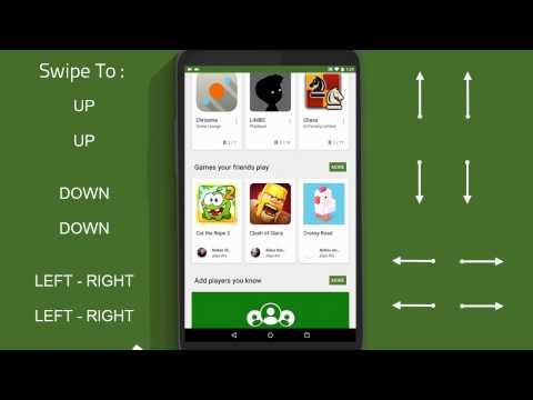 Google Play Games EasterEgg