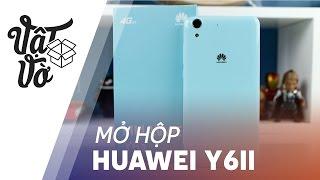 Vật Vờ| Huawei Y6II: thêm 1 smartphone giá rẻ đáng mua nữa của Huawei