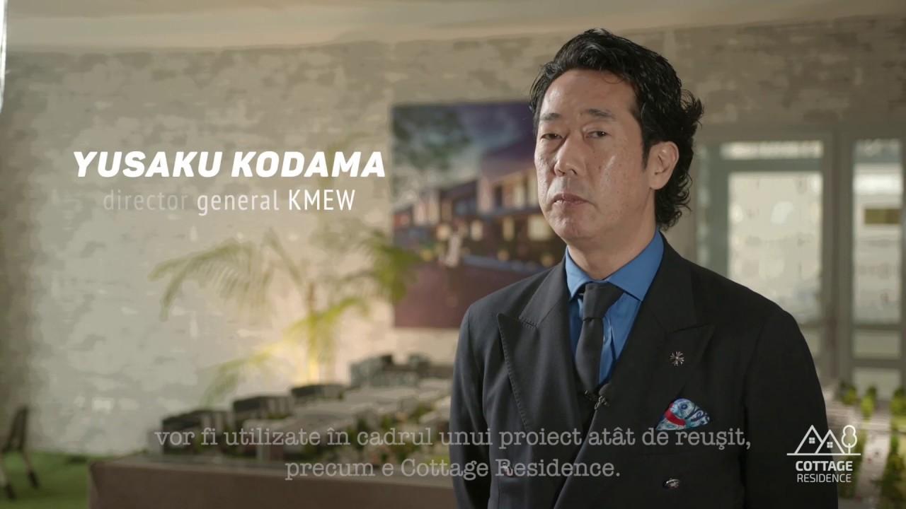 Fațade japoneze KMEW