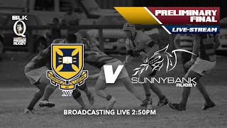 BLK Queensland Premier Rugby: Preliminary Final