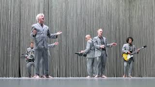 David Byrne - I Dance Like This  (Melbourne)