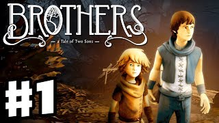 Brothers: A Tale of Two Sons - Gameplay Walkthrough Part 1 - Let