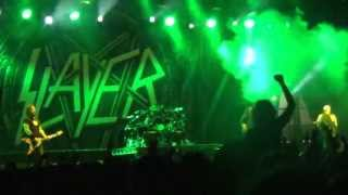 Slayer-Dead Skin Mask LIVE Athens Greece 2013