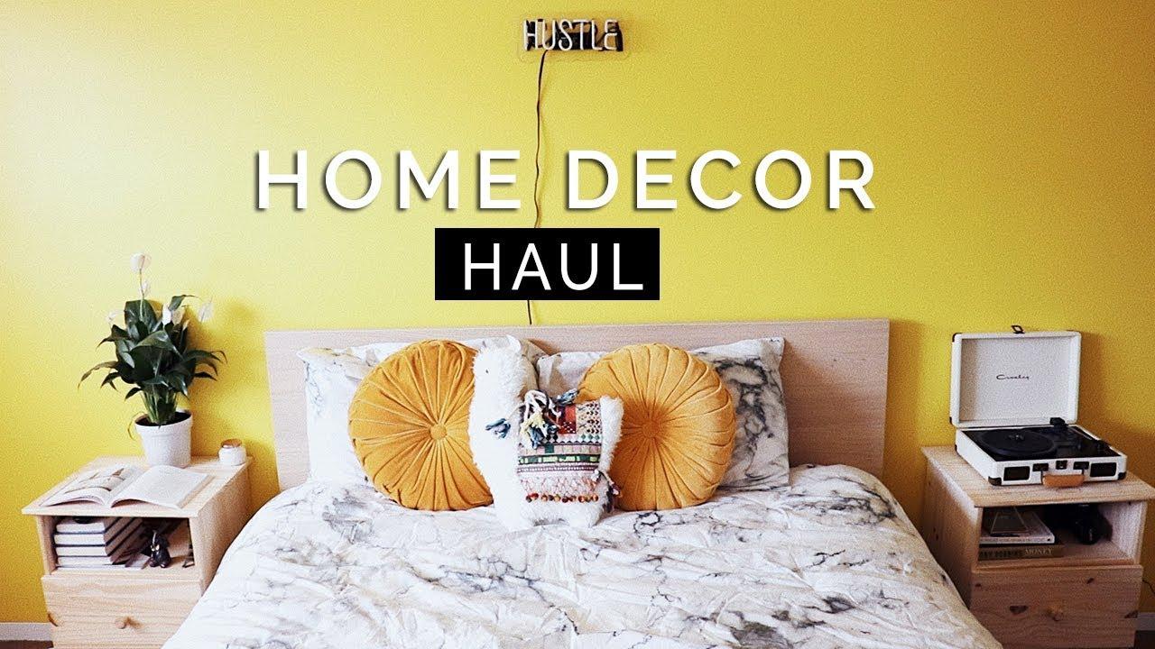 HOME DECOR HAUL