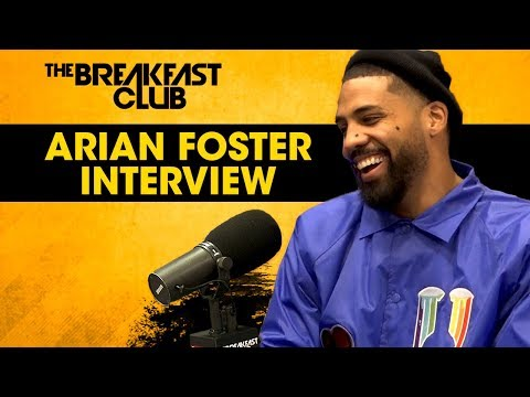 Arian Foster On Releasing Hip-Hop Music, Atheism + More