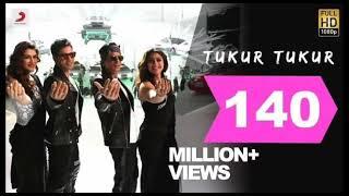 Gambar cover Tukur Tukur | Dilwale | Arijit Singh, Kanika K, Neha | Shah Rukh Khan, Kajol, Varun, Kriti | Pritam
