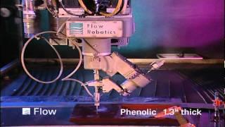 Гидроабразивная резка 3D - Flow AF Series(, 2011-07-14T12:49:56.000Z)