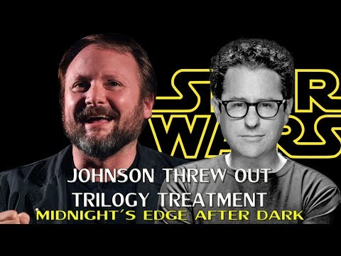 Rian Johnson Threw Out Trilogy Plans