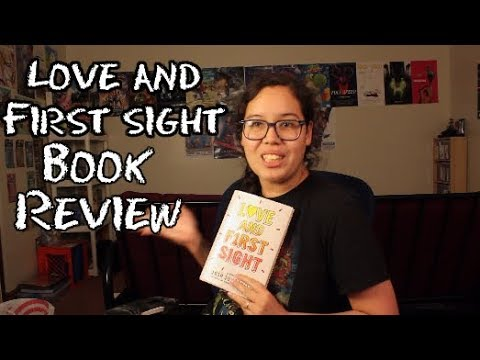 Love and First Sight by @JoshSundquist Book Review #WithCaptions