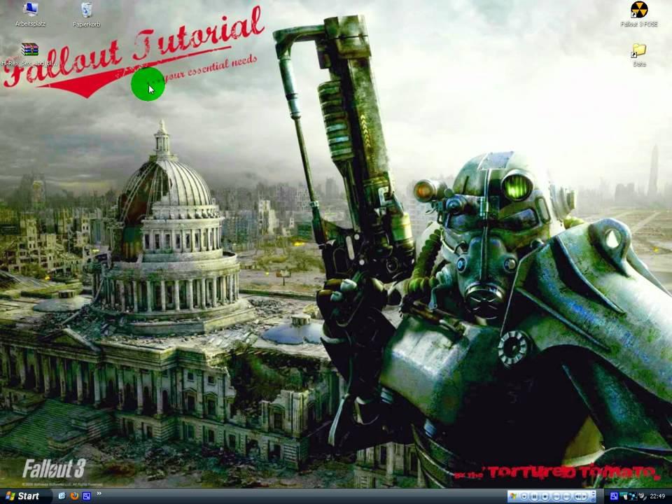 Pip-Boy 25 (Fallout: New Vegas & Fallout 3 Mod) - YouTube