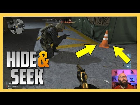 Look At The Cone! Hide And Seek On Atlas Super Store | Modern Warfare