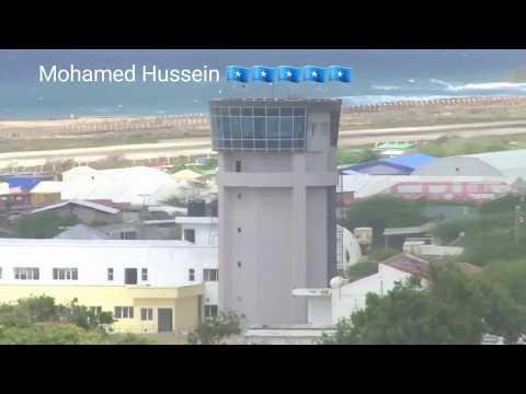 Muuqaal Yaab leh Mogadishu City  Caasimada Somalia HD VIDEO My City Mogadishu