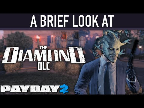 A brief look at The Diamond DLC. [PAYDAY 2]