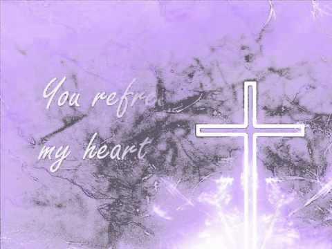 Refresh My Heart - Geoff Bullock lyrics