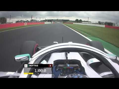 Valtteri Bottas' Onboard Pole Lap   2019 British Grand Prix   Pirelli