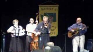 Wiggen Polka - Jeff Anderson, fiddle