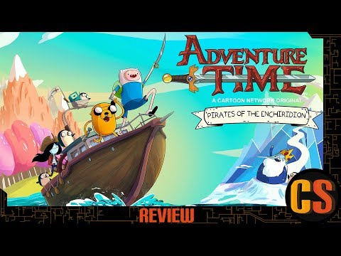 ADVENTURE TIME: PIRATES OF THE ENCHIRIDION  PS4 REVIEW