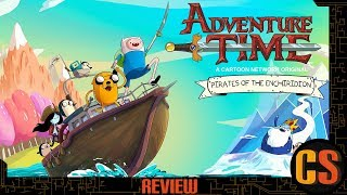 ADVENTURE TIME: PIRATES OF THE ENCHIRIDION - PS4 REVIEW