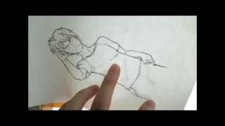 メイキング:マンガクリエイト科、つけぺんで色々描いてみよう!