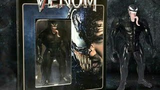 Venom 2018 Wal-Mart DVD movie action figure collectables