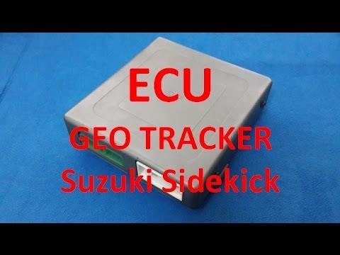 How to fix Geo Tracker - Suzuki Sidekick ECU 33920-56B40 / Mitsubishi  computer