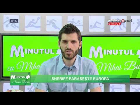 Radu Galbur La MINUTUL + Cu Mihai Burciu // 22.07.2016 // Moldova Sport TV