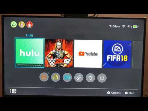 How to Install HULU app on NINTENDO SWITCH?