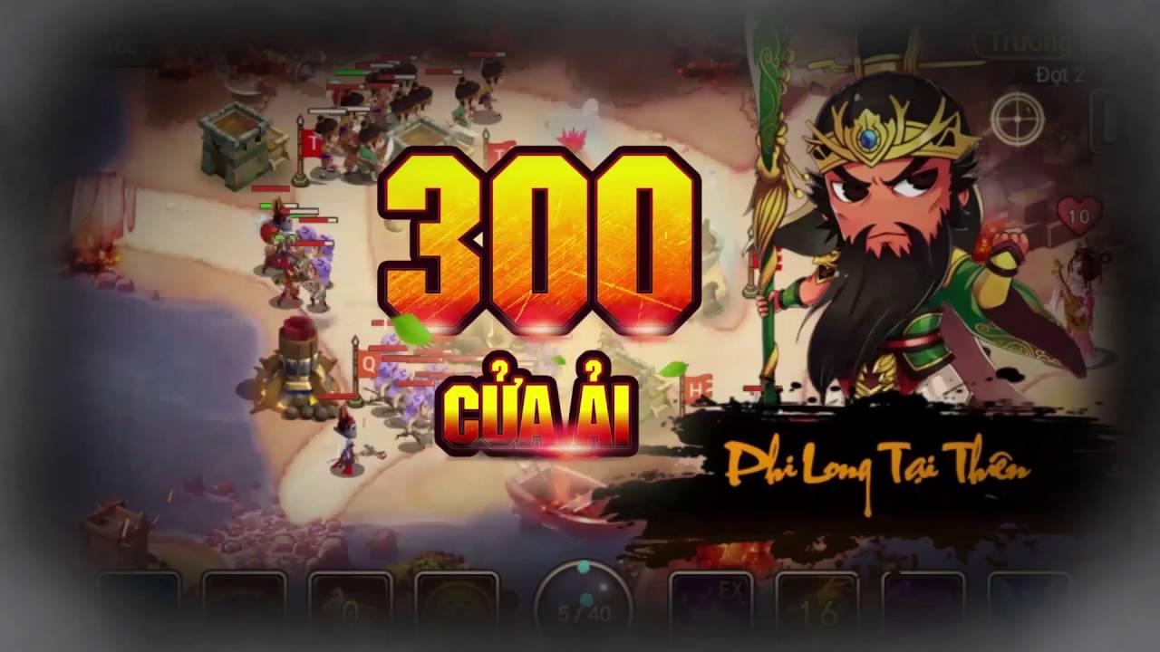 [Official Trailer] Oppa Tam Quốc – Game mobile thủ thành hay nhất 2016