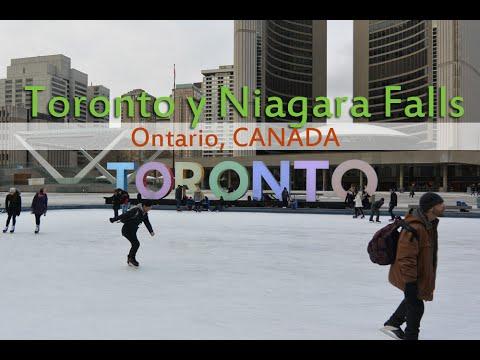 Toronto Y Cataratas Del Niágara - CANADA