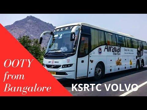 KSRTC Airavat CLUB CLASS VOLVO Bus|How To Book KSRTC VOLVO Bus Online|KSRTC Tour Package