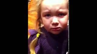 'Мам, у меня такие плаблемы...' (Маруся первый день идет в детский сад).