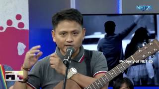 PERYODIKO NET25 LETTERS AND MUSIC Guesting - EAGLE ROCK AND RHYTHM
