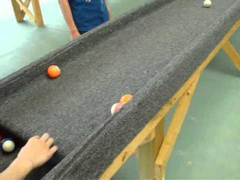Camp Weaver Carpetball