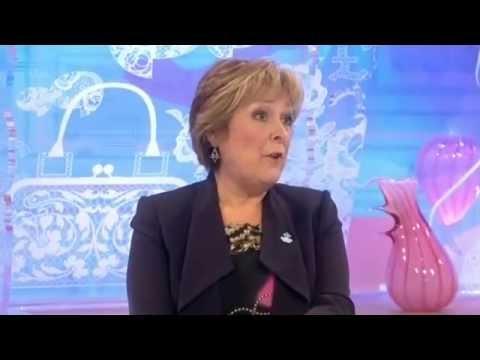 Lynda Bellingham returns to Loose Women - interview - 10th May 2013