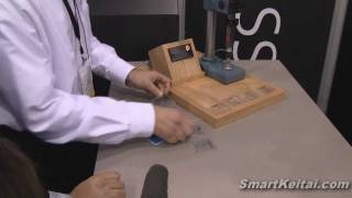 Corning Gorilla Glass 2 - Strength and Flex Tests at CES 2012
