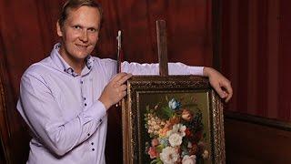 Мартынов Алексей художник, автор техники правополушарное рисование маслом