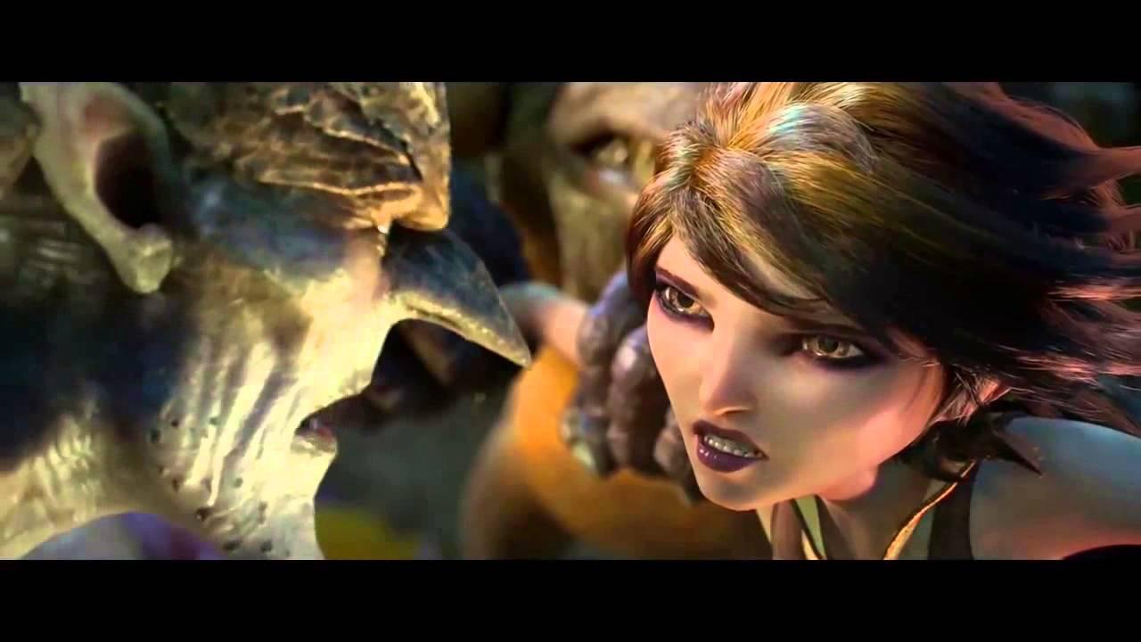 Strange Magic Trailer George Lucas Gary Rydstrom 2015