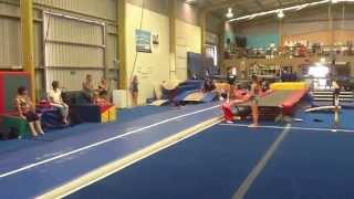 QC1 TUMBLING - Keara Nel (2nd Pass)