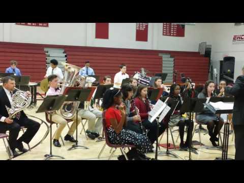 Ezell Harding Christian School Christmas Concert part 1