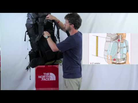71b76153b The North Face Zealot 85 Pack - YouTube