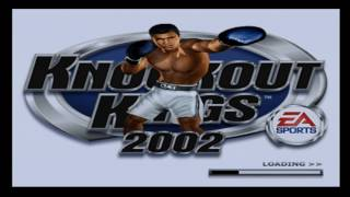 Knockout Kings 2002 - PS2